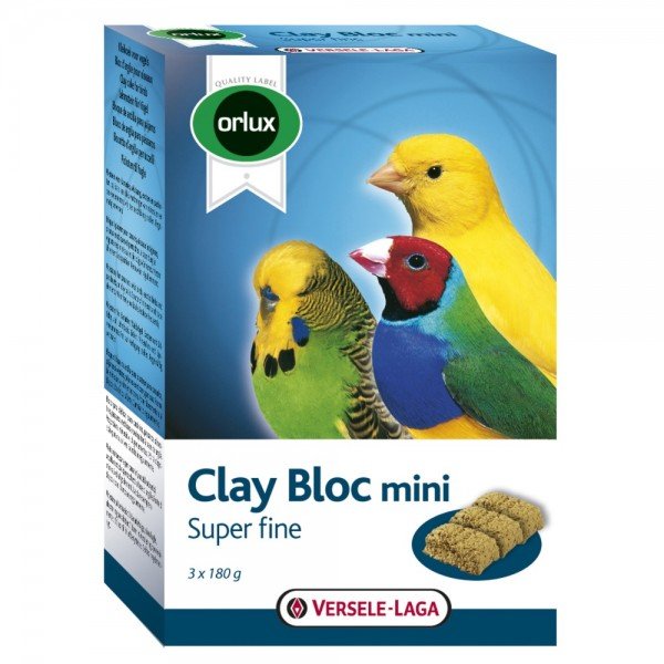 Orlux Clay Bloc mini
